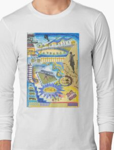 Possibilities abound, glut yourself  Long Sleeve T-Shirt