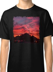 Red Streets - Photography Classic T-Shirt