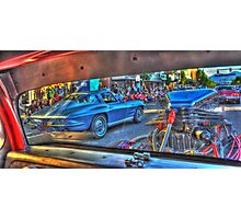 American Graffiti  Photographic Print
