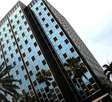 Miami Art Deco Building by amcrist
