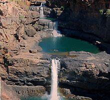 Mitchell Falls by Natika