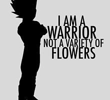 Vegeta - Not a Variety of Flowers by aasgo123