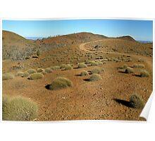 Sky Trek, FlindersRanges,S.A. Poster