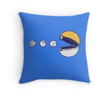 Pacemon Throw Pillow