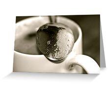 Morning Coffee!!!! Greeting Card