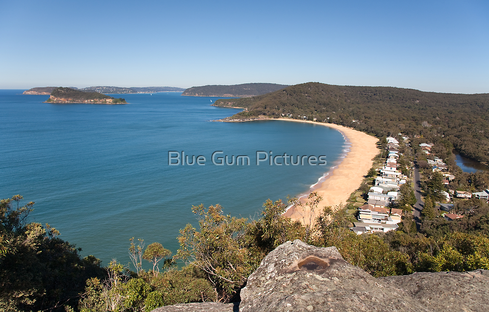 Pearl Beach by Blue Gum Pictures