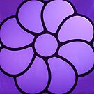 Purple Sun. by Goldenspirit