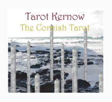 Tarot Kernow - Ten of Wands by Peller