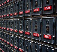 Mailboxes by Jason Bran-Cinaed