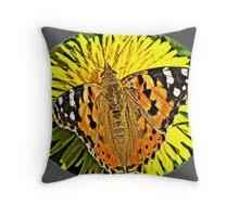 """""""Butterflies"""" Throw Pillow"""