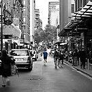 City Jogger by Jason Bran-Cinaed