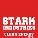 Stark Industries Clean Energy Dept. by GenialGrouty