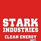 Stark Industries Clean Energy Dept. by Harry James Grout