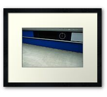 always midnight Framed Print