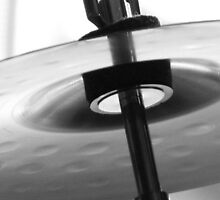 Cymbal by Pete Simmonds
