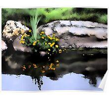 Marsh Marigolds, Poster