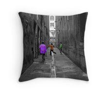 Union Lane Throw Pillow