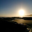 Johanna Beach Sunset III by Richard Heath