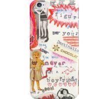 Reclaim your body  iPhone Case/Skin