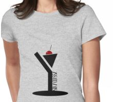 Classy Womens Fitted T-Shirt