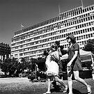 On the Plaza by Marcin Retecki