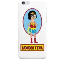 Wonder Tina iPhone Case/Skin