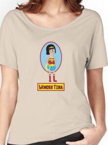 Wonder Tina Women's Relaxed Fit T-Shirt