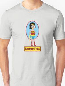 Wonder Tina Unisex T-Shirt