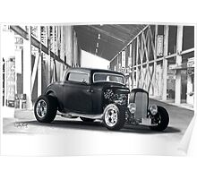 1932 Ford 'Deuce' Coupe I Poster