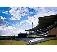 Wanderers Cricket Stadium Photographic Print