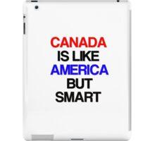 I Love Canada Hockey iPad Case/Skin