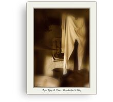 Grandmother's Duty - Once Upon A Time Canvas Print