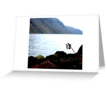 Wastwater... Greeting Card