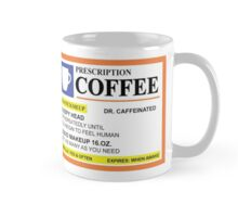Funny Prescription Coffee Mug Basic White Mug Mug