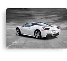 2015 Ferrari 458 'Rainy Daze' 1 Metal Print