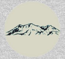 mountain ranges by pudicat