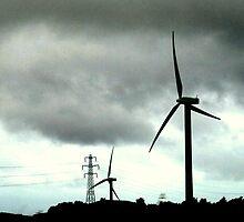 windy blues by Ganja