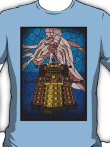 Dalek Stained Glass T-Shirt