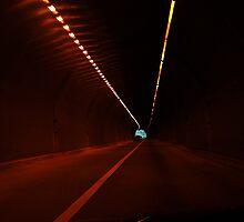 Tunnel vision by trueblvr