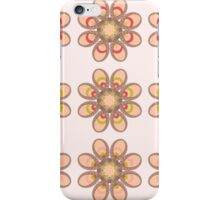 Bridal Bouquet Foot Flowers iPhone Case/Skin