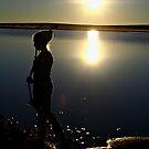 Sundown Silhouette by Deon de Waal
