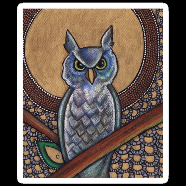 Night Owl Tee by Lynnette Shelley