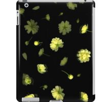 Yellow Symphonie iPad Case/Skin