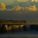 Early Light - Maroubra, NSW by Malcolm Katon