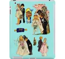 Wedding iPad Case/Skin