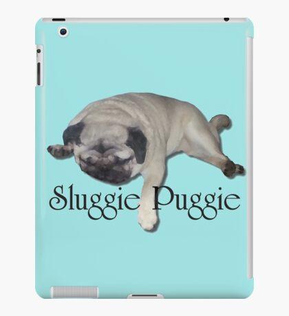 Sluggie Puggie iPad Case/Skin