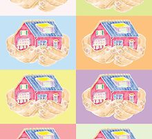 Home in Hand by Filadelfia Monicha