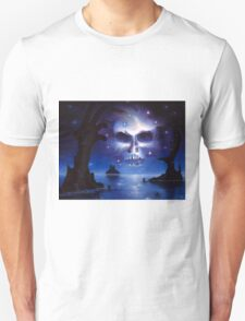 Mirrored Fate Unisex T-Shirt