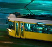 Turbo Tram by gnubier