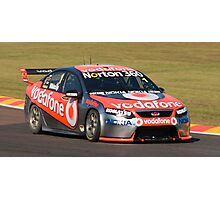Whincup No1 Photographic Print